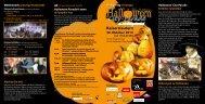 Halloween-City-Parade & Kürbis-Spektakel