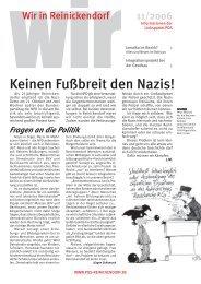11/2006 - Reinickendorf