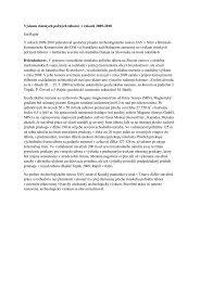 Výskum rímskych poľných táborov v rokoch 2009-2010 Ján Rajtár V ...