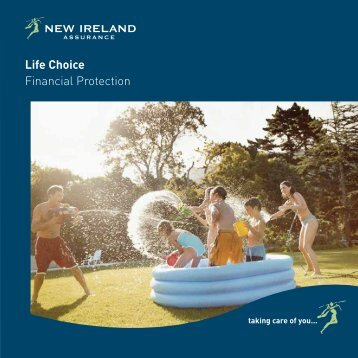 Protection Brochure - New Ireland Assurance