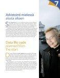 10-vuotisvuosikertomus verkossa - Yhteiskuntatieteellinen tietoarkisto - Page 7