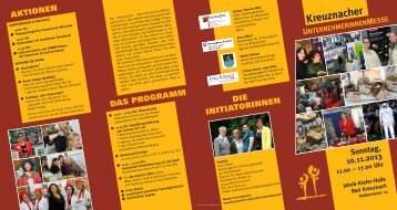 Kreuznacher - Frau & Beruf Idar-Oberstein