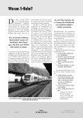Vorschläge zu einer S-Bahn Trofaiach-Leoben - FAHRGAST ... - Seite 4