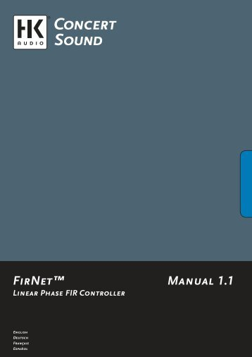 Manual 1.1 - LIVEAUDIO.ro
