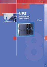 UPS - Connex Telecom