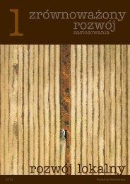 Zrownowazony magazyn.indd - Forum Odpowiedzialnego Biznesu