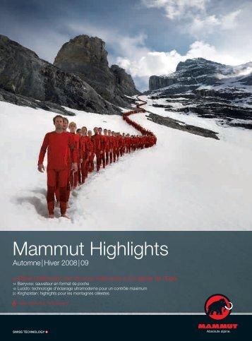 Alpine Underwear - Mammut