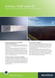 Schüco I-GAK serie 02 - Infobuildenergia.it