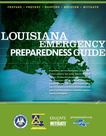LOUISIANA OFFICE OF HOMELAND SECURITY AND EMERGENCY