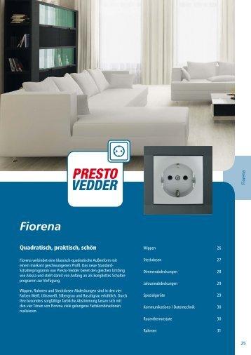 Fiorena - Presto-Vedder
