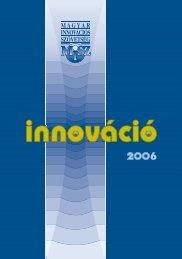 Letöltés/megnyitás (PDF, 685 KB) - Magyar Innovációs Szövetség