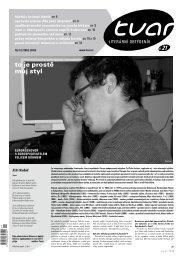 Tvar 21/2010