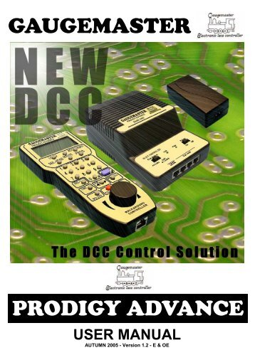 prodigy_advance.pdf 542KB May 04 2007 12:37:14 ... - DCC Supplies