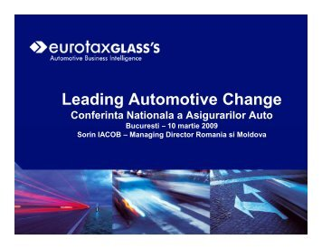 Leading Automotive Change - Media XPRIMM