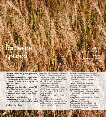 lanterne grandi - interlighting.cz & Lanterne Magazines