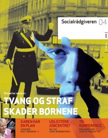 Socialrådgiveren nr. 4-2009