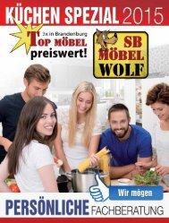 Möbel Wolf: Küchen Spezial 2015