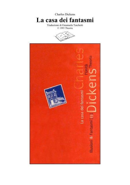 Fantasma Sulla Sedia A Dondolo.Charles Dickens La Casa Dei Fantasmi