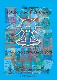 catalogo 2009.qxd - ISU Edizioni