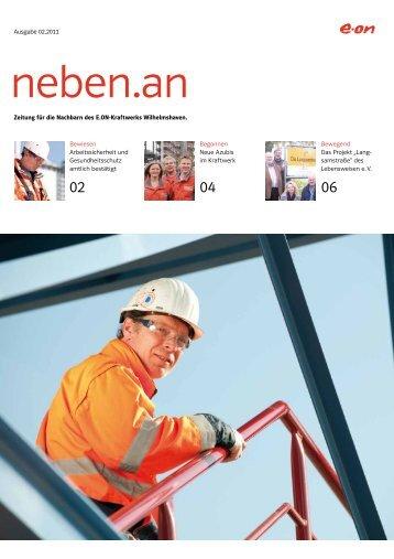 Nachbarschaftszeitung neben.an 02.2011 (PDF, 1,12 MB