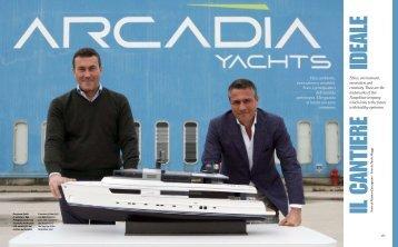 Yacht Capital - Arcadia Yachts