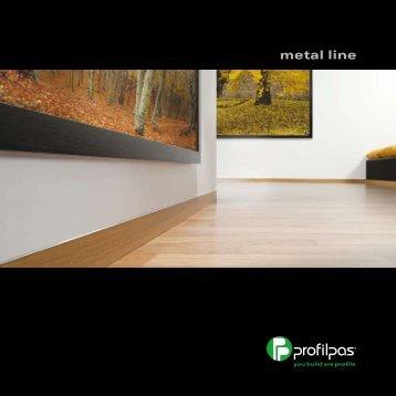 metal line - Profilpas