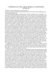 L'omosessualita' dalla Roma imperiale ai nostri giorni - Il laboratorio ...