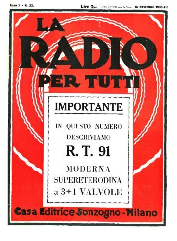 La Radio per Tutti - Introni.it