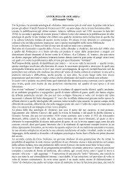 L'antologia di «Solaria - CIRCE