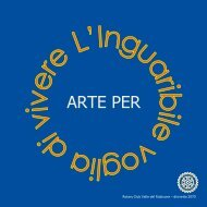 ARTE PER - Rotary Club Valle del Rubicone