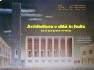 Architettura in Italia 1918-1945