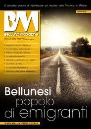 luglio 2012 - Belluno Magazine