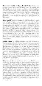 Kammerensemble Neue Musik Berlin Beat Furrer - Città di Torino - Page 3