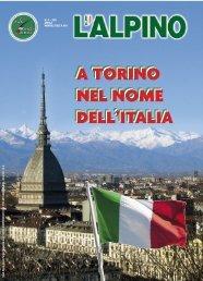 Aprile 2011 - ANNO XC - N° 4 - Associazione Nazionale Alpini