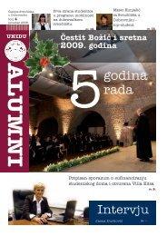 Alumni - broj 4 - Sveučilište u Dubrovniku
