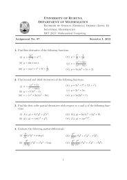 Chapter 1 Sigma-Algebras