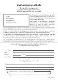 Formular Zwingernamenschutz - beim Verein für Deutsche ... - Seite 2