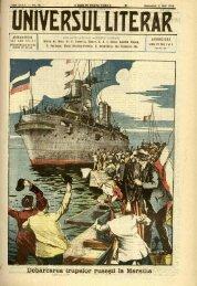 Debarcarea trupelor ruseşti la Marsilia - DSpace