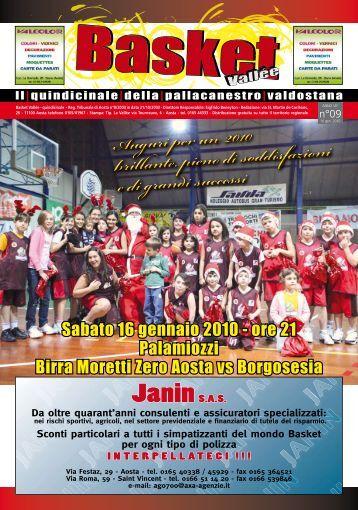 Janin S.A.S. - Rouge et Noir Basket