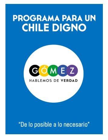 por un cambio estructural! - Radio Universidad de Chile