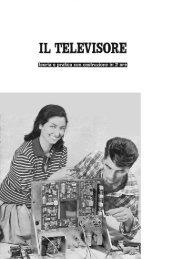 Televisore in due ore - Introni.it