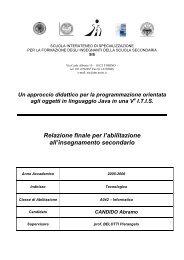 Download dell'intero lavoro - Provincia di Torino