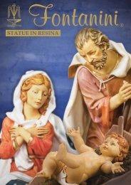Scarica il catalogo statue per presepe (5.9 Mb) - Fontanini Presepi