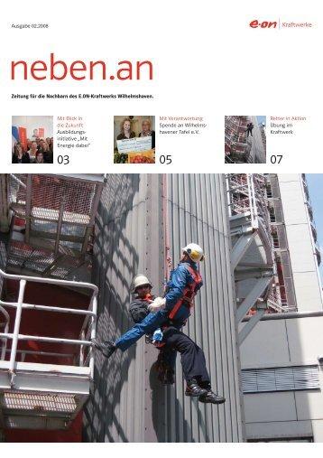 Nachbarschaftszeitung neben.an 02.2008 (PDF, 1,01 MB