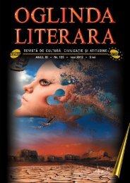 Coperta - Oglinda literara