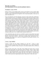 ogledni opisi stranica za upoznavanja