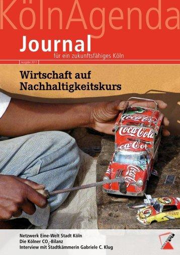Sparkasse spendet - KölnAgenda