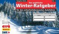 Der praktische Winter-Ratgeber