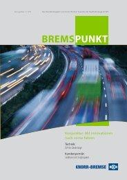 Sedlmeier mit - Knorr-Bremse
