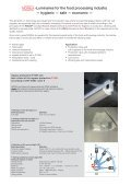 Luminaires for the food processing industry - Frizen AS - Page 2